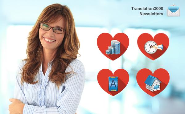 translation3000 newsletter